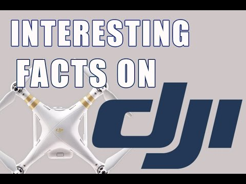 Interesting DJI drone facts