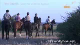 Safari à cheval au Botswana - Plein les yeux !