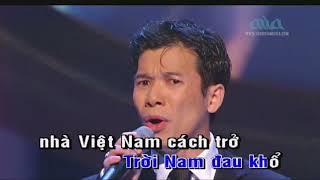 KARAOKE | Xin Anh Giữ Trọn Tình Quê | Nhạc sĩ: Duy Khánh