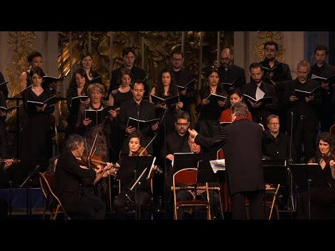 Magnificat BWV 243. Johann Sebastian Bach. Jordi Savall