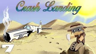 MINECRAFT - CRASH LANDING #7 - Preparativos para la ciudad!
