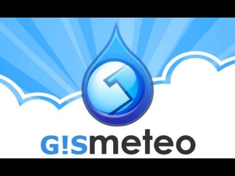 Видео обзор Gismeteo.ru