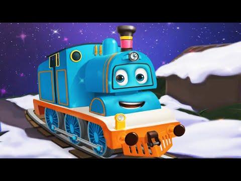 бесплатные онлайн игры для мальчиков-видео для детей про поезда-развивающие мультики для детей от 3