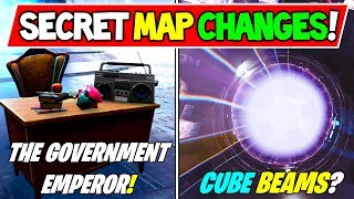 *NEW* FORTNITE VOLCANO EVENT SECRETS MAP CHANGES! Unvaulting Event! (Season 8 Storyline Ending)