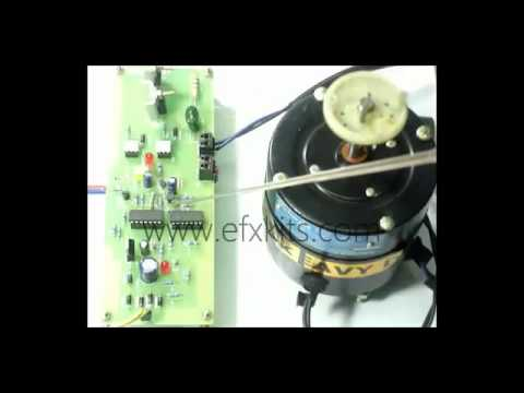 Soft start of single phase pump motor youtube for Single phase motor soft starter