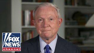 Sessions: I support Barr investigating Russia probe origins