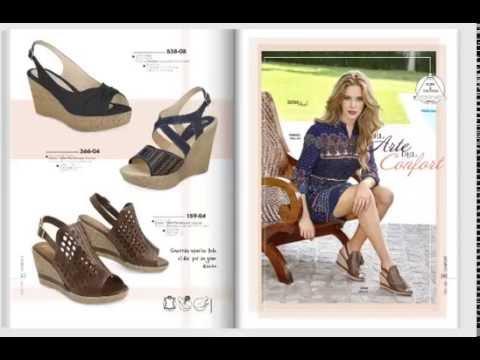 5fa9f62c Catalogo cklass confort 2016 otoño invierno | zapatos damas - YouTube
