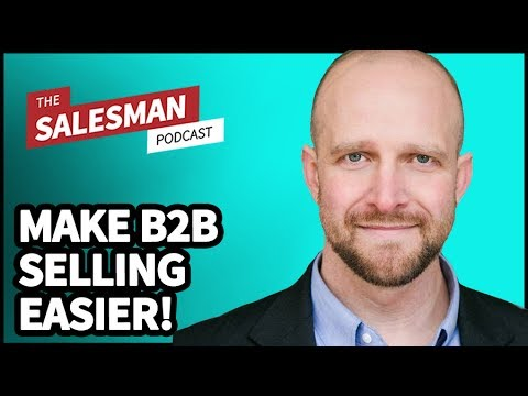 Sell WITH The Buyer Not AT Them (And Make Your Life Easier) / Salesman Podcast
