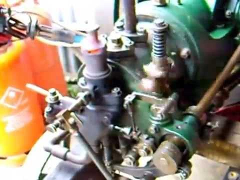 National gas engine