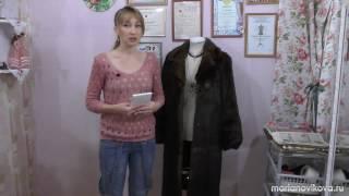 видео Шуба из норки с капюшоном цена, фото, большой размер