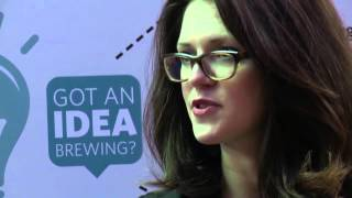 Kaitlin Thaney interviewed at Strata London 2012