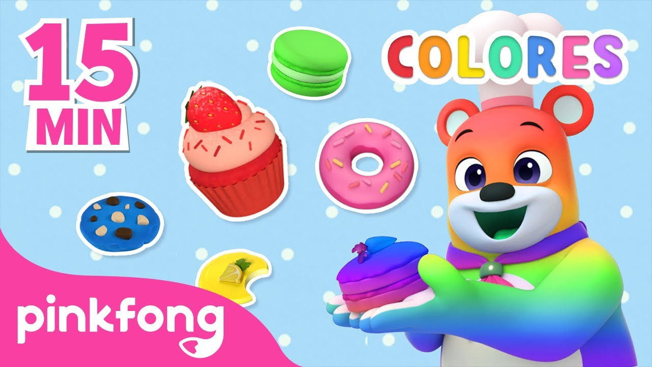 Aprende Colores con Codi | 15Min | Colores | Pinkfong @Hogi! Pinkfong - Learn & Play