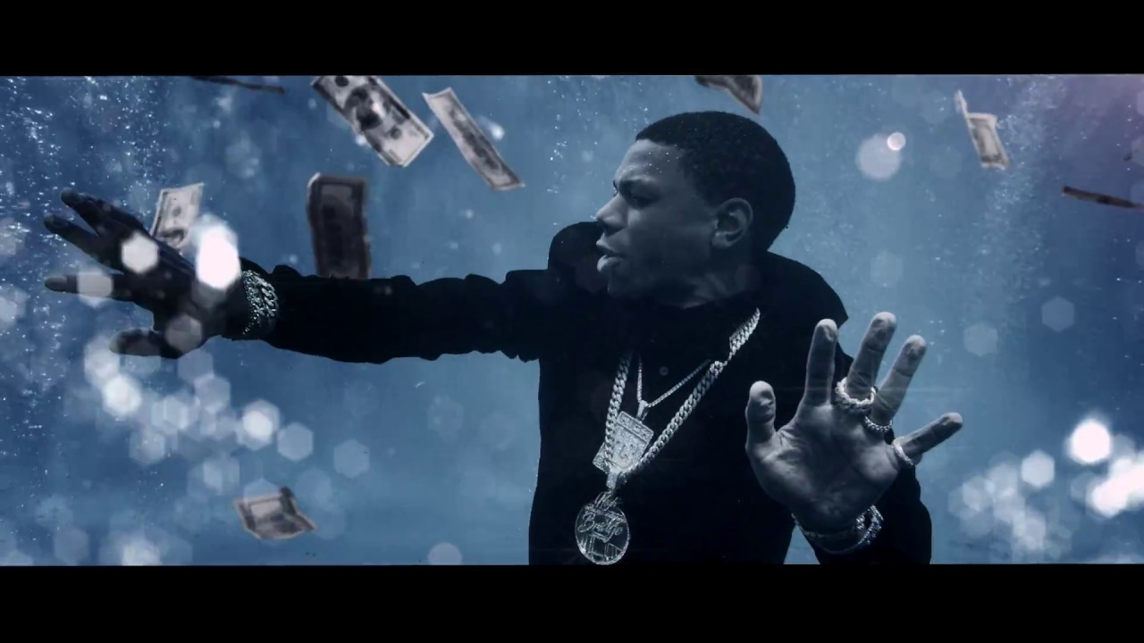 A Boogie Wit Da Hoodie - Drowning (WATER) [Official Music Video ...