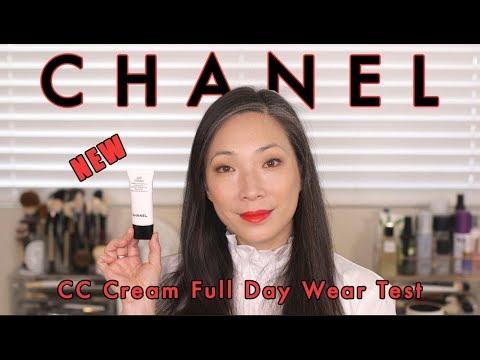 CHANEL New CC Cream Full Day Wear Test