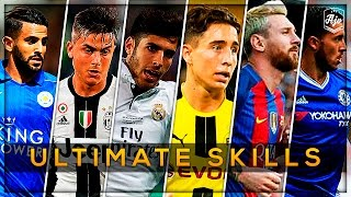 Craziest football skills 2016/2017 | nutmegs, dribbles, rabonas & more! | ft. messi, mahrez & more!