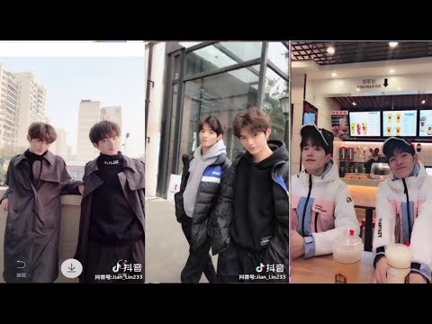 Daily life of a twin brothers in (Tik Tok China) Ep 1