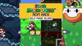 The Great Ninji Offensive • Super Mario World ROM Hack (SNES/Super Nintendo)