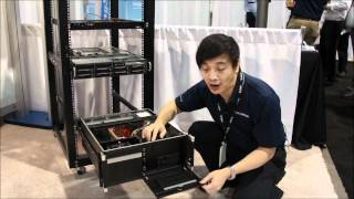 ISC West 2012 - Industrial Rackmount Chassis: ACP-4320