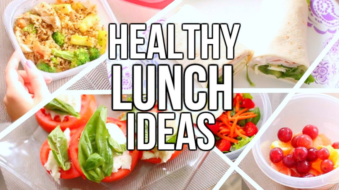 Quick Easy Healthy Lunch Ideas For Back To School Courtney Lundquist