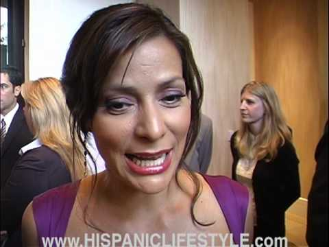 Constance Marie  with Hispanic Lifestyle