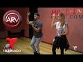 Jessica Carrillo cumple su sueño de bailar | Al Rojo Vivo | Telemundo