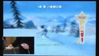 SSX Blur Wii - Developer shows controls
