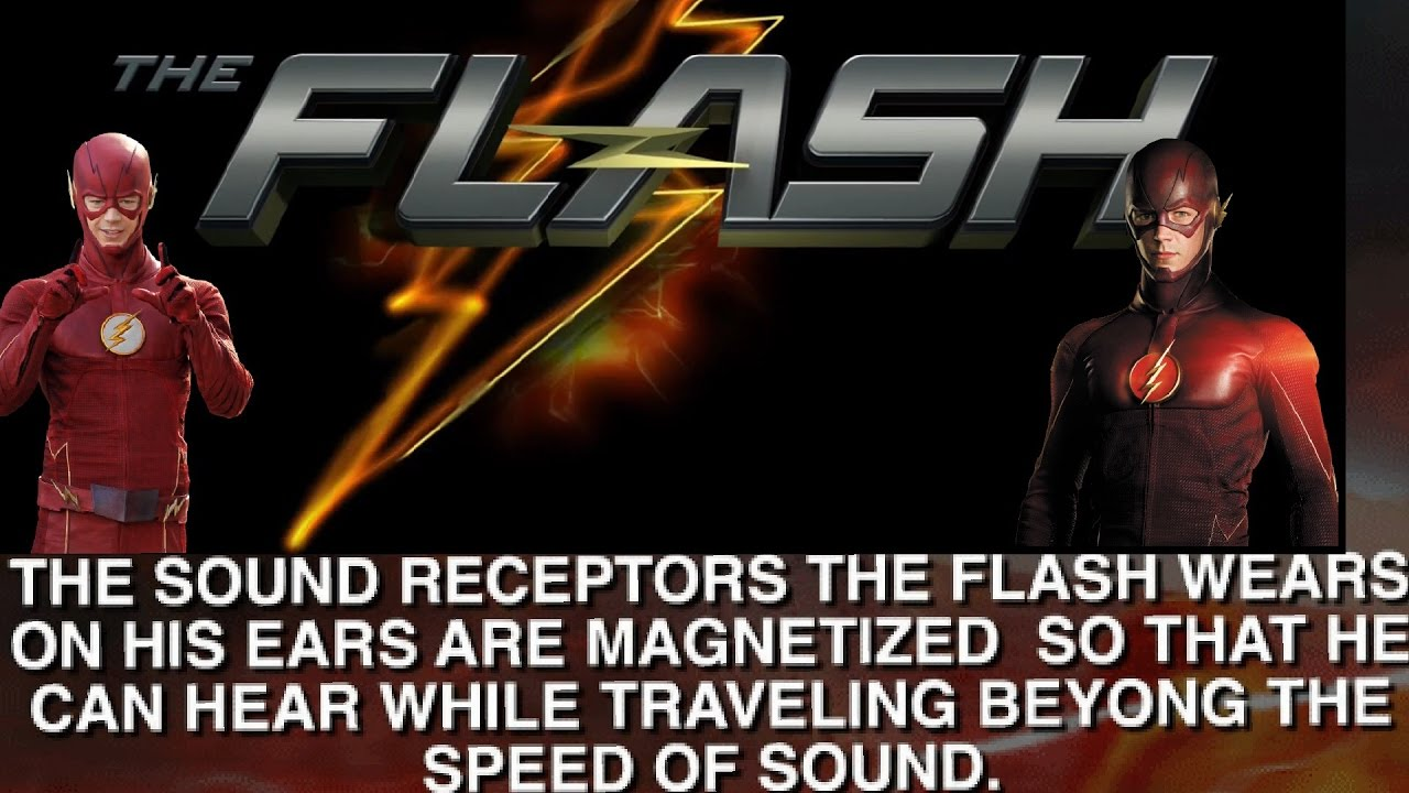 The Flash Tv Show Fun Quick Interesting Facts !!!