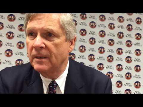 Tom Vilsack, U.S. Secretary of Agriculture, on rural opioid problem