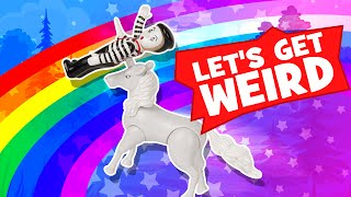 Welcome to LET'S GET WEIRD! Today we get weird with the Avenging Un...