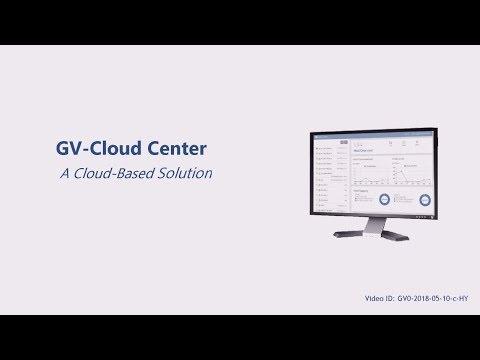 GV-Cloud Introduction (Portuguese Version)