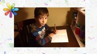 Как учить уроки с ребенком без стресса – Все буде добре. Выпуск 1003 от 19.04.17