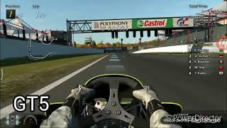 All Final lap racing Nintendo switch