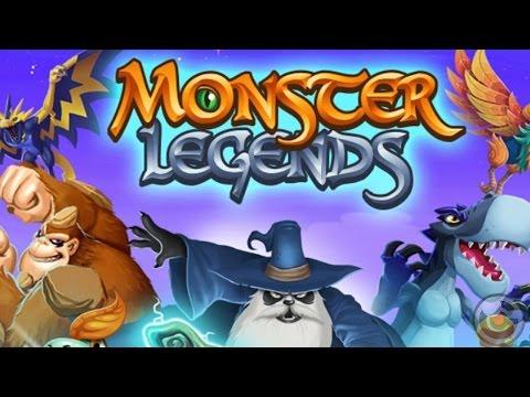 Little Lizard Games - MONSTER LEGENDS - TRAINING OUR TEAM!