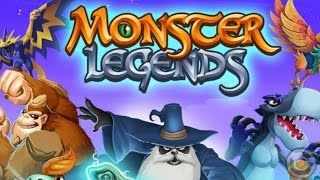 Little Lizard Games - MONSTER LEGENDS - TRAINING OUR TEAM!