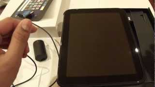 Hp TouchPad Unboxing Video