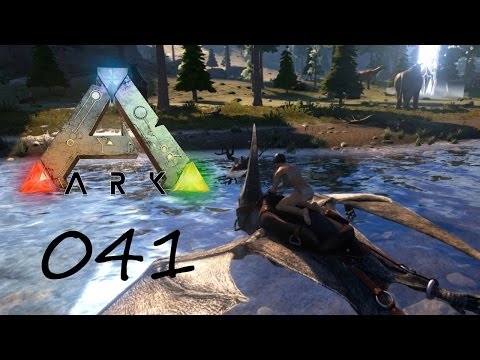 ARK: The Center 041 - Frust bei Frost | Let's Play ARK Germa