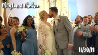 Clayton + Chelsie - Wedding Film