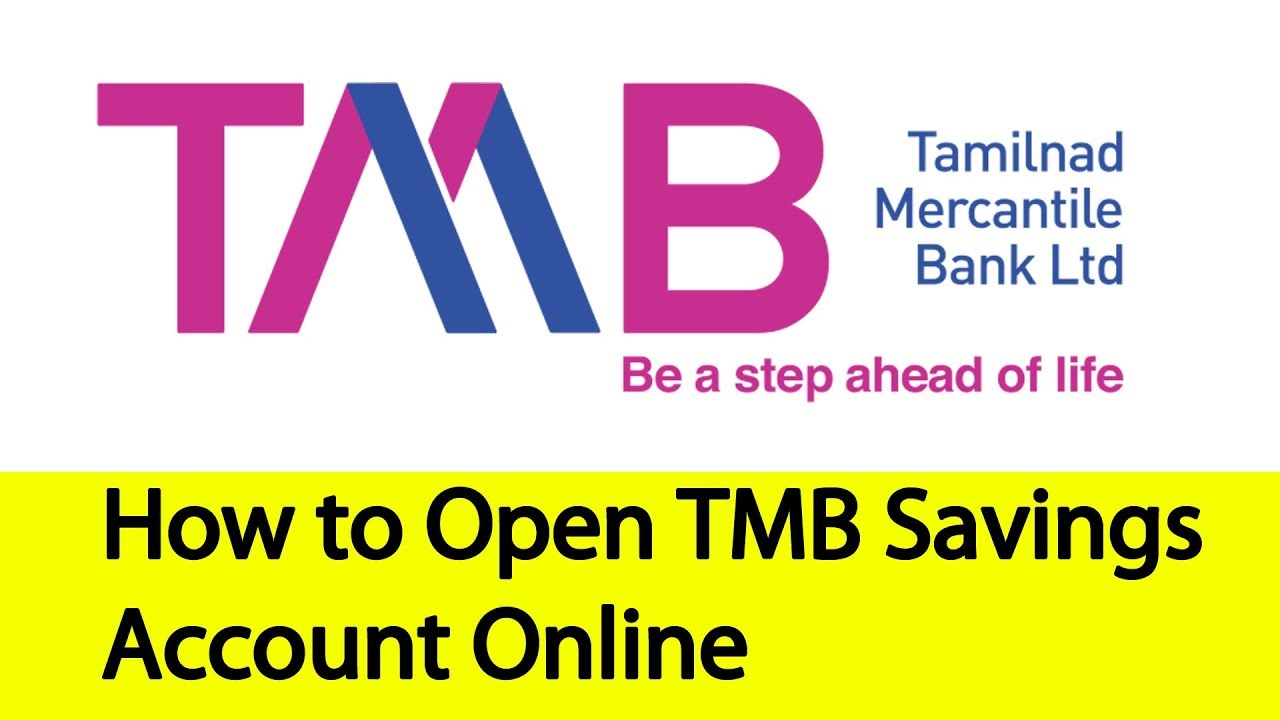 How to Open TMB Saving Account Online (Online Application) Tamil Banking