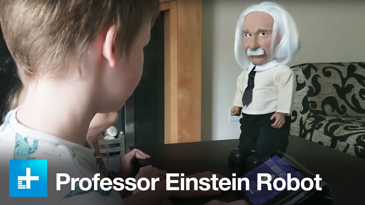Professor Einstein Educational Robot – Hands On Review