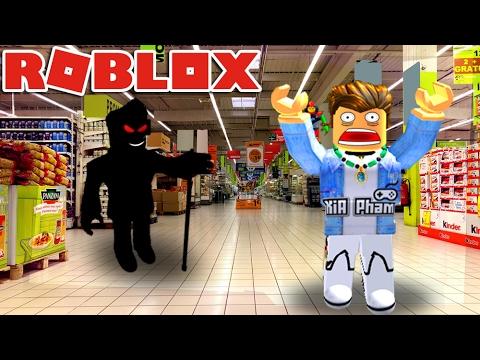 roblox escape the supermarket games