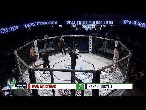 61 kg, Nazar Burylo vs Ivan Maryniak / RFP 80 - Lviv Open Cup 2020
