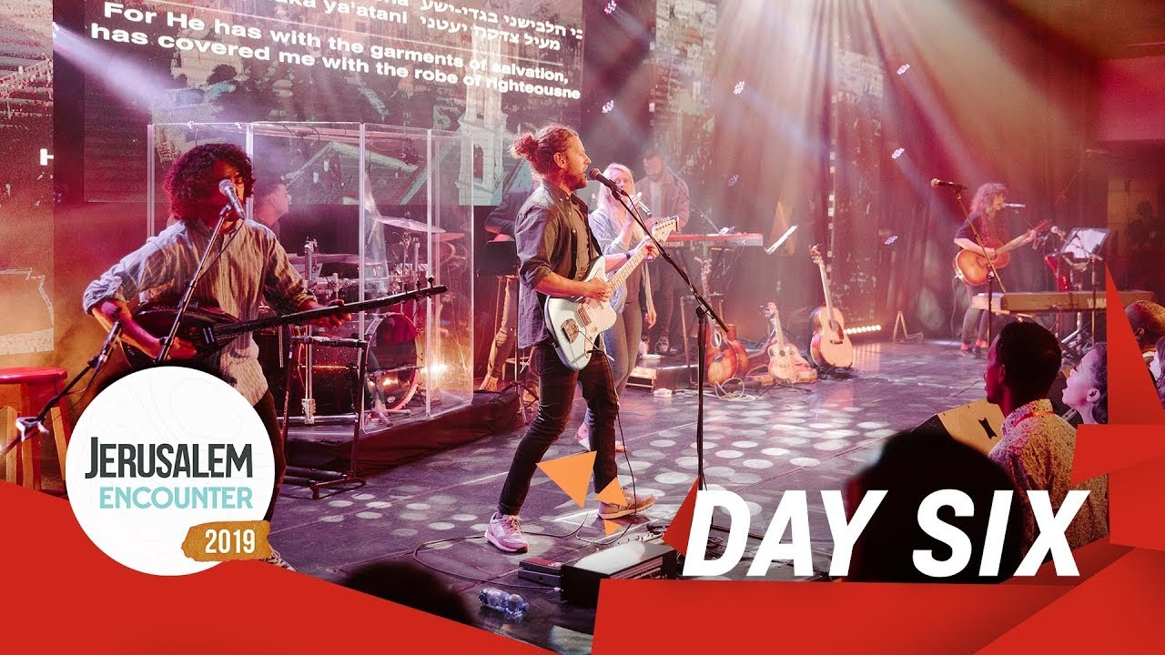 Day 6 // Jerusalem Encounter Tour