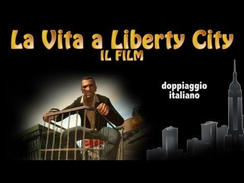 La Vita a Liberty City - GTA 4 Film Completo (Doppiaggio ITA)