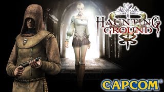 Haunting Ground PS2 | Blind In-depth Playthrough Part 4 | A CAPCOM Horror Game