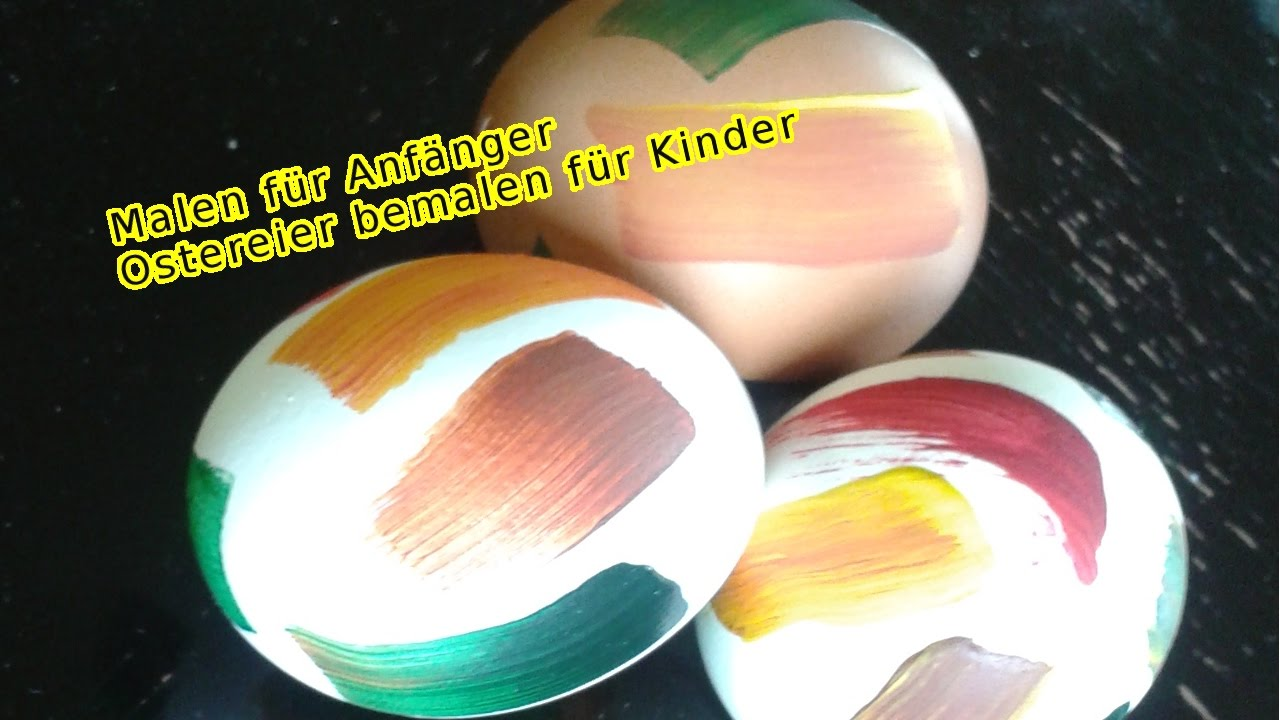 Großzügig Ostereier Mit Lebensmittelfarbe Malen Ideen - Malvorlagen ...