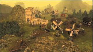 Stronghold 3 Trailer (PC)