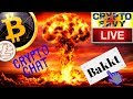 🔥Crypto Savy Live Stream🔥bitcoin litecoin price prediction, analysis, news, trading