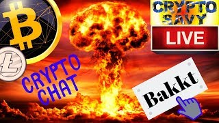 🔥Crypto Savy Live Stream🔥bitcoin litecoin price prediction, analysis, news, trading