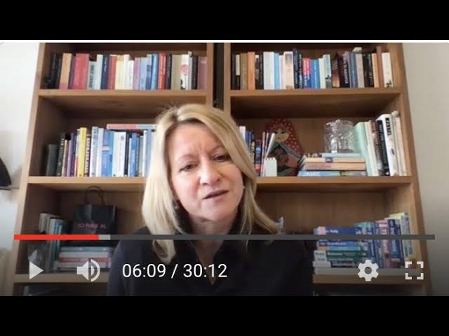 Ep# 60: Vivienne van den Berg van advocatuur naar contactlenzen