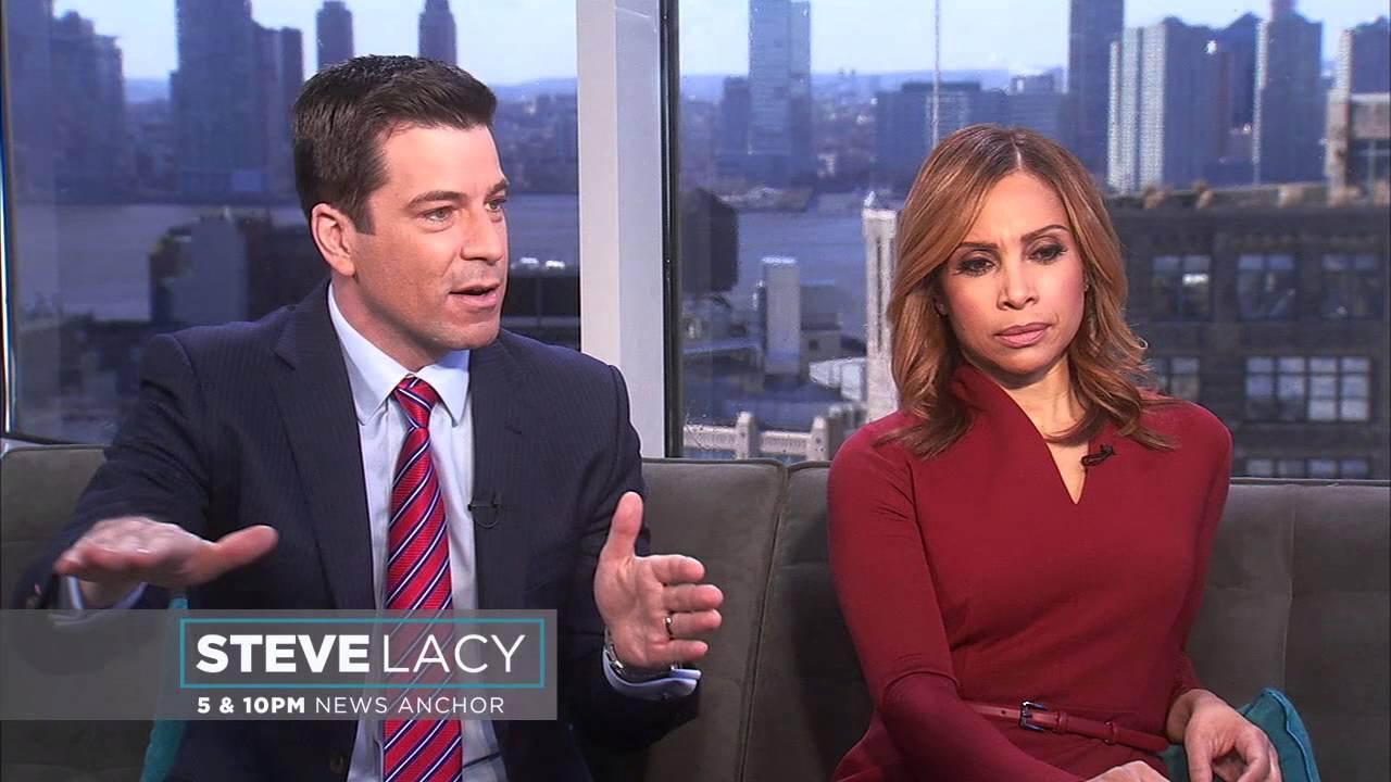 Fox 5 News: Steve, Dari & Byron It's Time For Local News
